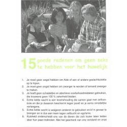15 goede redenen om geen...